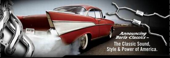 � ������� ��������� BORLA Exhaust (USA)